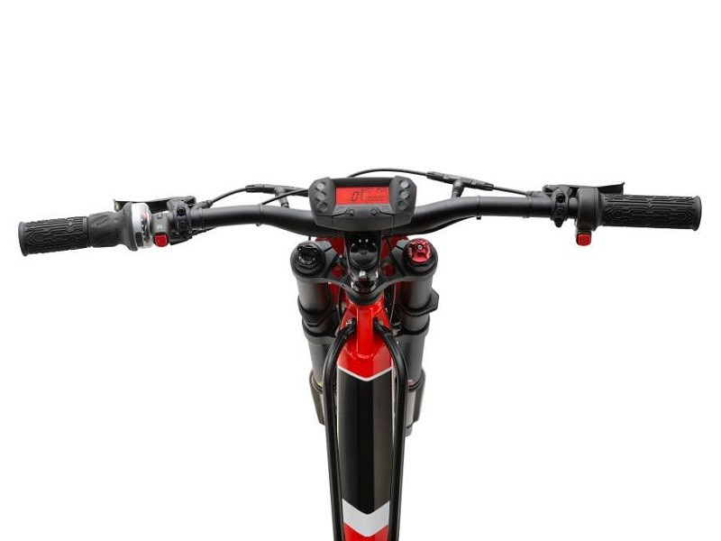 BICICLETA ELECTRICA - BRINCO R-E RED