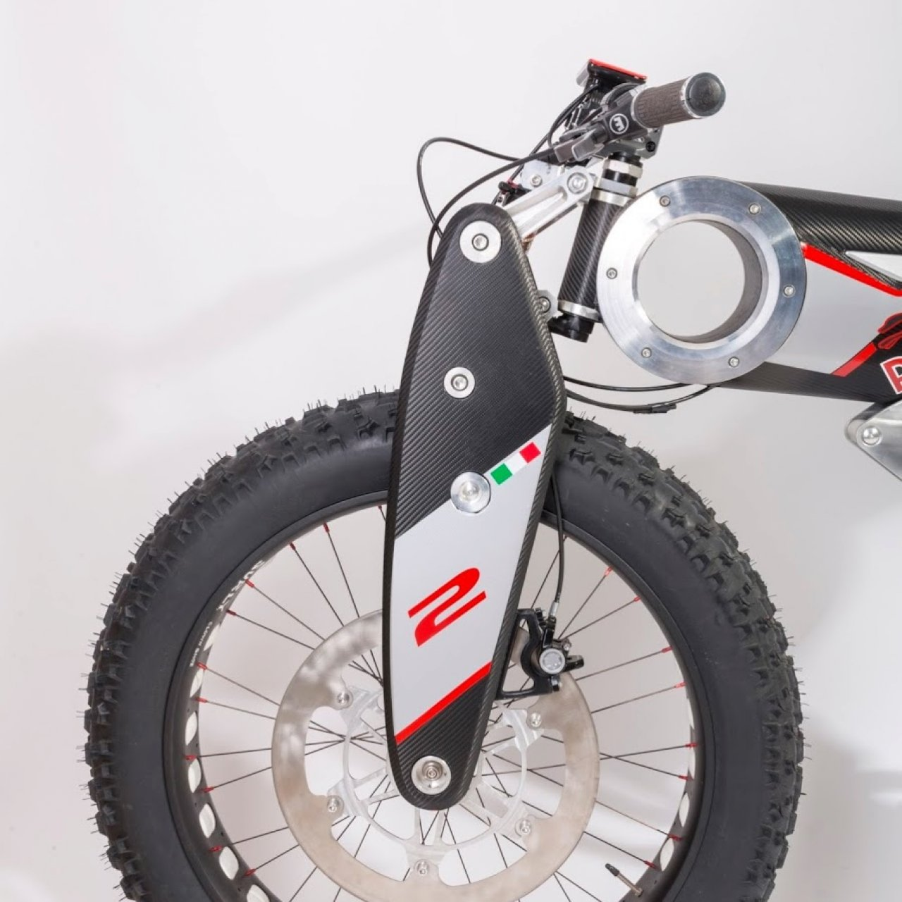 BICICLETA ELECTRICA  FAT BIKE 500W